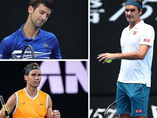 Thời hoàng kim của Federer, Djokovic và Nadal: Ai sẽ soán ngôi?
