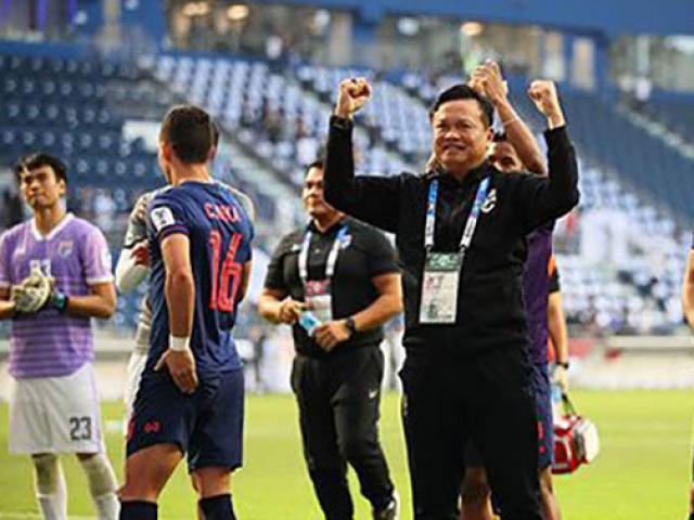 King's Cup 2019: Ngồi ghế nóng, HLV Thái Lan tuyên bố đánh bại tuyển Việt Nam
