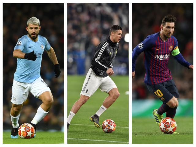 CLB hay nhất châu Âu: Juve – Ronaldo có thắng Barca – Messi và Man City?