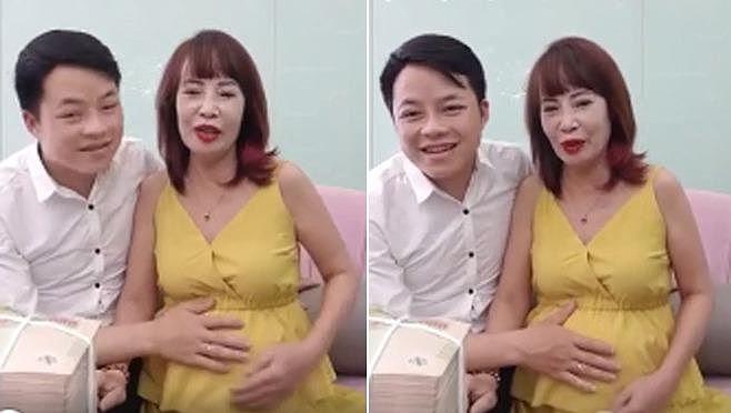 Cô dâu 62 tuổi nói gì về việc mang thai? - 2