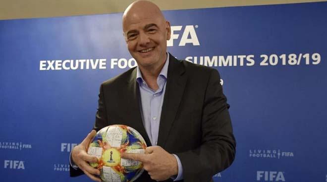 ĐT Việt Nam mơ dự World Cup 2022: Sếp FIFA báo tin mới, fan Việt vẫn phải chờ - 1