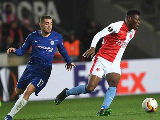 Slavia Prague - Chelsea: Ông lớn khổ sở, người hùng phút 86