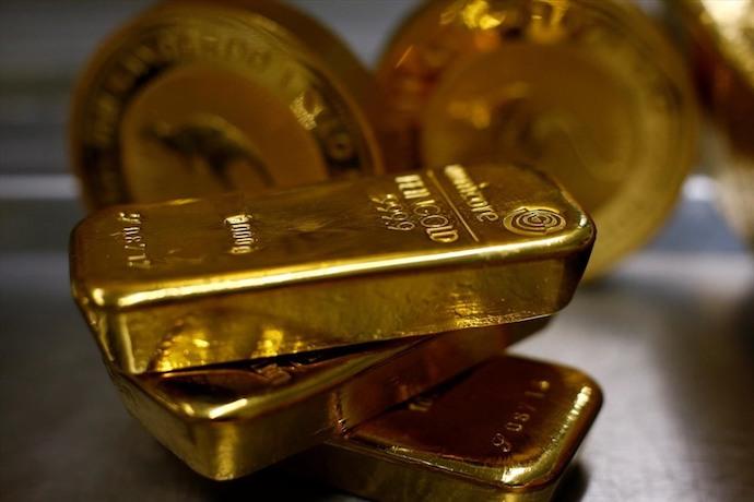 Giá vàng hôm nay 12/4: Vàng lao dốc không phanh sau tiết lộ bất ngờ - 1