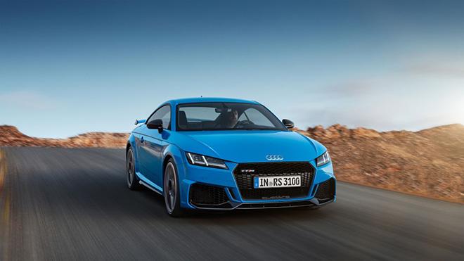 Audi TT RS 2019 trình làng với giá bán chỉ từ 1,59 tỷ đồng tại Mỹ - 1