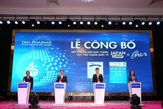 Người Việt tự hào về chuẩn quốc tế trong thực hành sản xuất thuốc - 1