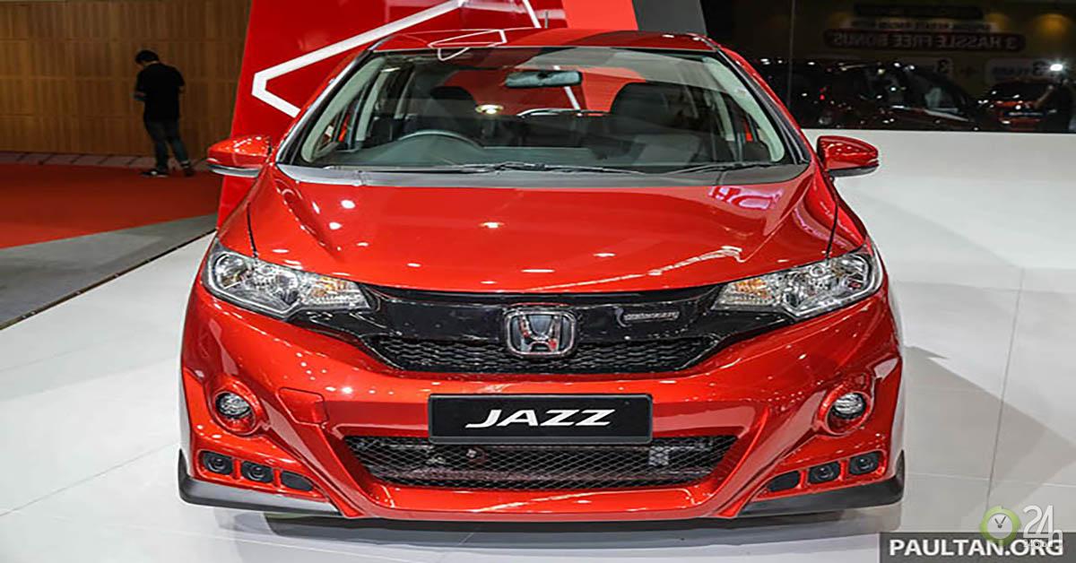 Ra mắt Honda Jazz Mugen - chiếc hatchback phân khúc B vô cùng ấn tượng