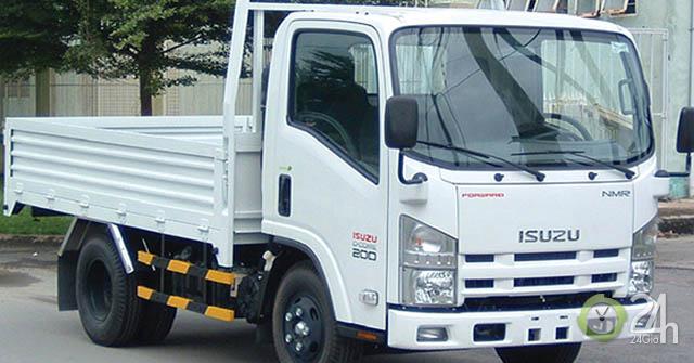 Bảng giá xe tải Isuzu 2019 - Mua bán xe tải Isuzu cũ, mới giá tốt trên thị trường