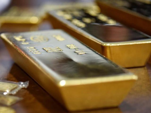 Giá vàng hôm nay 13/4: Vàng ảm đạm, xuống đáy của hơn 1 tuần