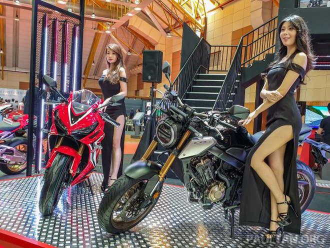 Honda CB650R và CBR650R 2019 về đại lý Malaysia, giá tương đương với thị trường Việt - 1