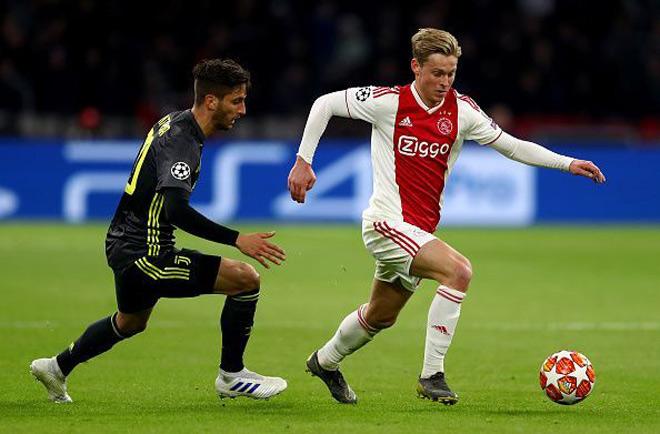 Tân binh Barca 75 triệu euro gặp họa, Juventus - Ronaldo mừng thầm cúp C1 - 1