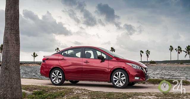 Nissan giới thiệu dòng xe Versa N18 thế hệ mới tại Festival âm nhạc Rock the Ocean's Tortuga