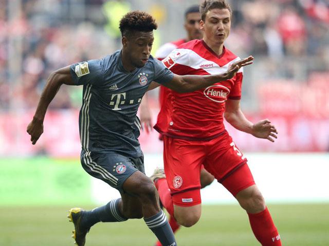 """Fortuna - Bayern Munich: Sức mạnh áp đảo, """"mưa"""" bàn thắng tới tấp"""