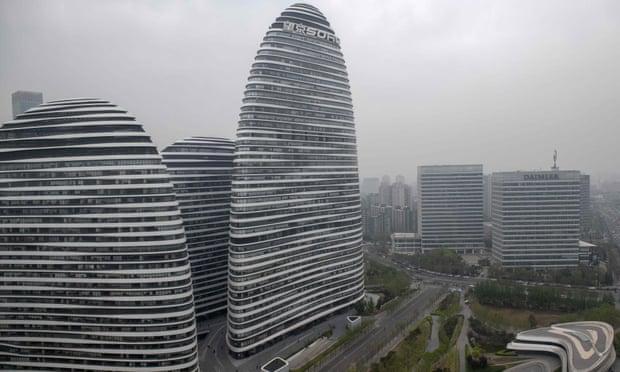 """TQ: Bị phạt gần 700 triệu đồng vì chê tòa nhà ở Bắc Kinh """"phong thủy xấu"""" - 1"""