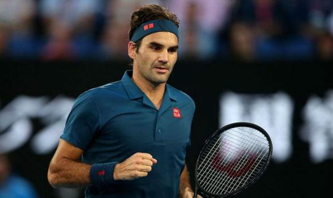 Bảng xếp hạng tennis 15/4: Federer chạm 1020 tuần vĩ đại, Nadal oằn mình gánh điểm - 1