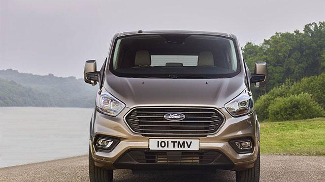 Sớm ra mắt tại Việt Nam, Ford Tourneo Custom là ứng viên sáng giá trong phân khúc MPV cỡ trung - 2