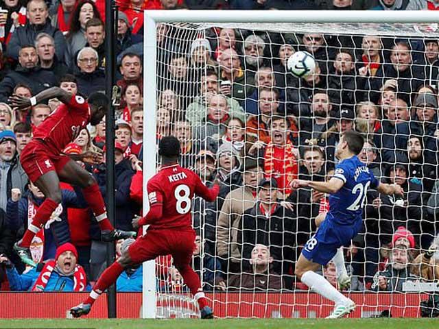 Liverpool – Chelsea: Hiệp 2 bừng tỉnh, siêu phẩm định đoạt