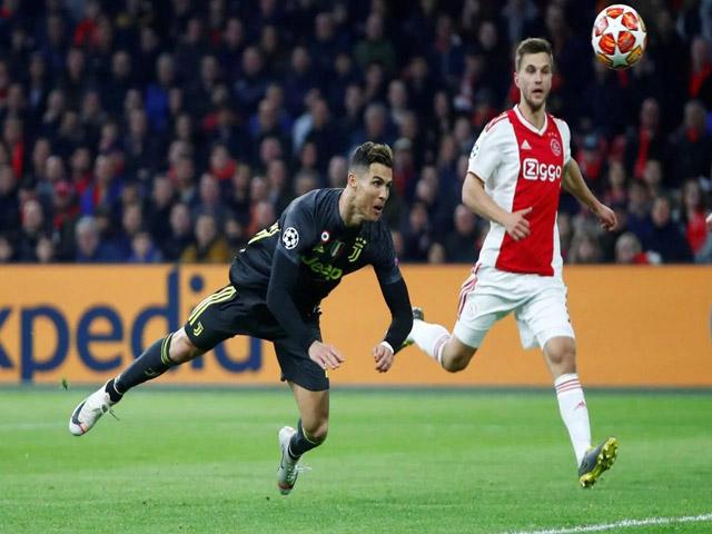"""HLV Ajax gây sốc Juventus Cúp C1: Tuyên bố không """"thèm"""" kèm Ronaldo"""
