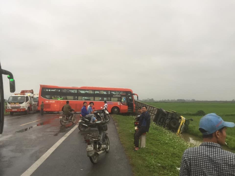 66 người tử vong vì tai nạn giao thông trong ba ngày nghỉ lễ - 1