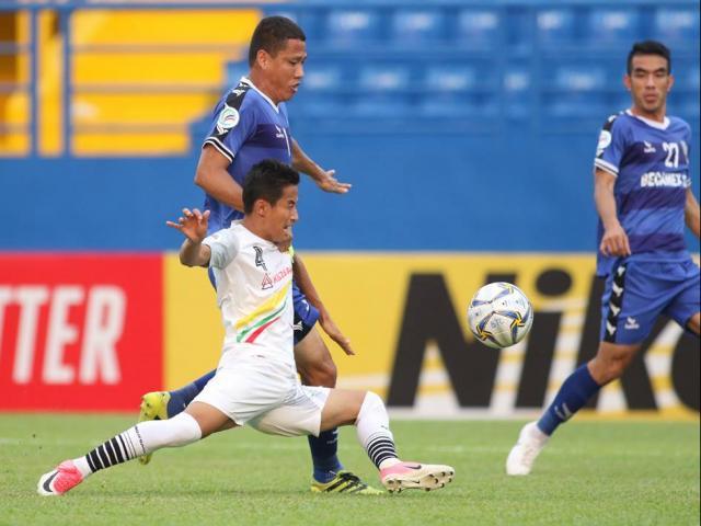 Bình Dương - Shan United: Người hùng AFF Cup tỏa sáng và đại tiệc 6 bàn