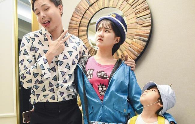 Người đẹp tên Trinh vào vai con rơi của Trịnh Thăng Bình tái xuất - 1