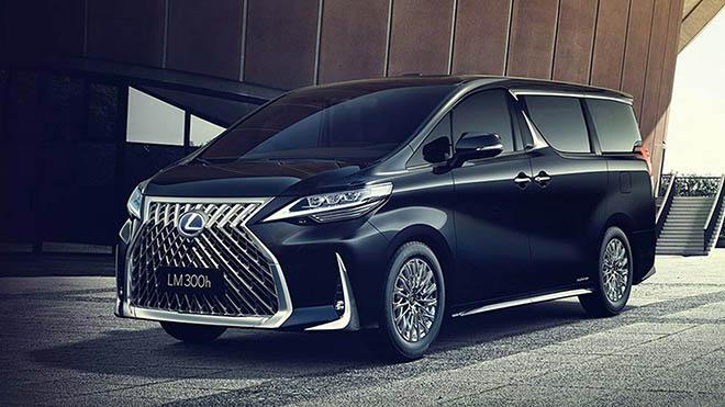 """Lexus LM - chiếc minivan đẳng cấp dành cho """"ông chủ"""" - 1"""