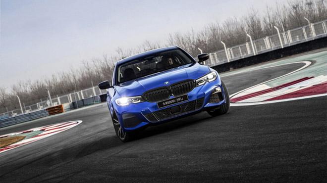 """Lộ hàng BMW 3-Series LWB phiên bản """"kéo dài"""" vô cùng sang chảnh - 1"""