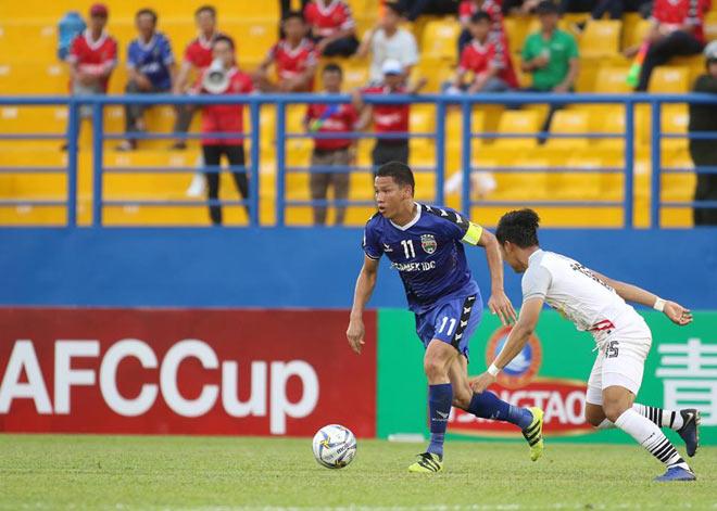 Bình Dương - Shan United: Người hùng AFF Cup tỏa sáng và đại tiệc 6 bàn - 1