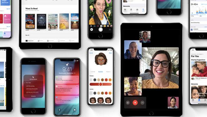 iOS 13 sẽ mang đến Dark Mode và cải tiến cho iPad - 1