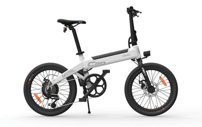 HOT: Xiaomi tiết lộ chiếc xe đạp điện Himo C20 cao cấp - 1