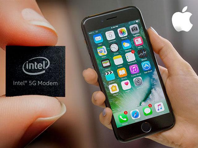 Intel từ bỏ modem 5G cho smartphone, lối đi nào cho iPhone 5G?