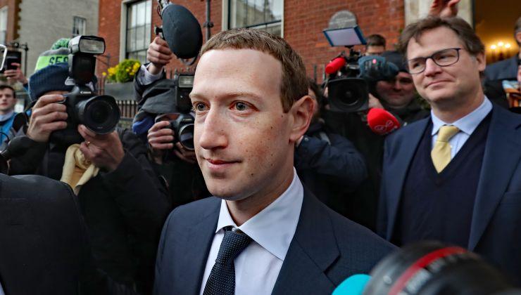 Choáng với số tiền Facebook bỏ ra chỉ để bảo vệ Mark Zukerberg trong năm 2018 - 1