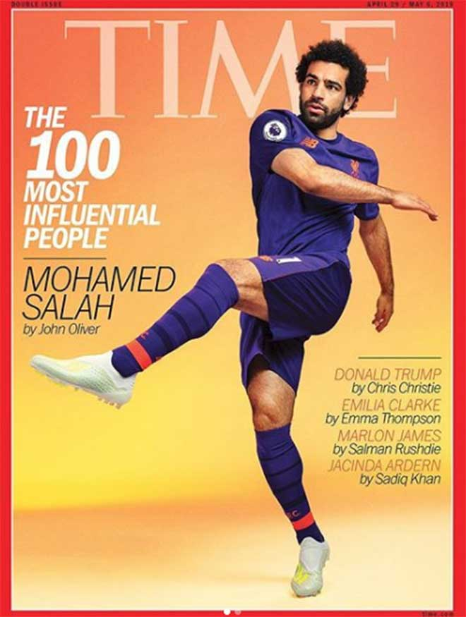 Hot football news on April 17: Salah congratulated him on the cover of the Times magazine - 1