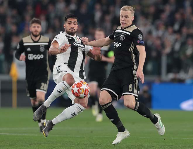 Juventus bị loại sốc Cúp C1: Báo chí choáng ngợp vì Ajax, tiếc nuối Ronaldo - 1