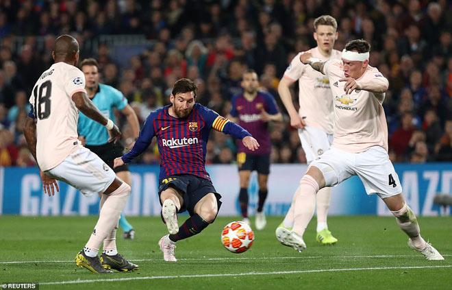 """Messi là """"Vua dội bom"""" vào lưới đại gia Anh: Sau MU, Liverpool nhận trái đắng? - 1"""