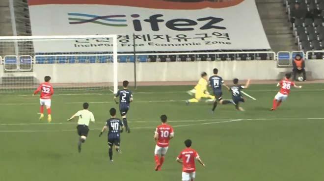 Incheon United – Cheongju: Công Phượng lạc lõng, kết cục gây sốc - 1