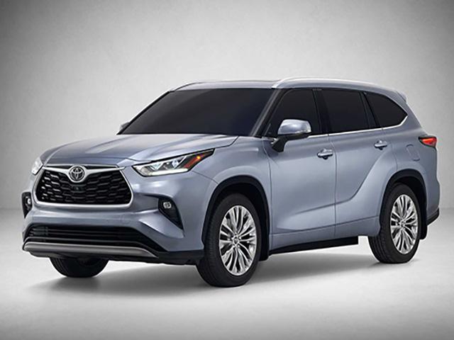 """Toyota Highlander thế hệ mới với nhiều """"sự đột phá"""" về thiết kế và động cơ"""