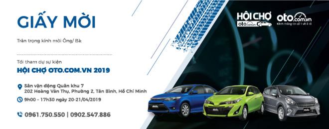 Điểm hẹn lý tưởng cho cộng đồng mê xe, sự kiện hội chợ ô tô lớn nhất miền Nam năm 2019 - 1