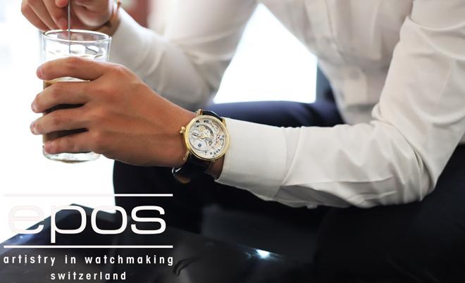 Đón đầu xu hướng thời trang hè 2019 với những mẫu đồng hồ, kính mắt sành điệu - 1