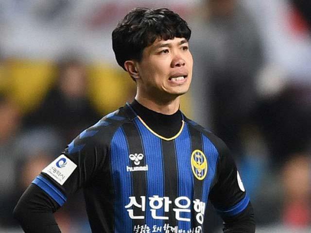 Incheon United – Cheongju: Công Phượng lạc lõng, kết cục gây sốc