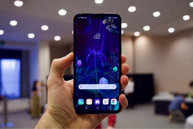 LG trì hoãn bán ra V50 ThinQ 5G, Samsung mừng thầm trong bụng - 1