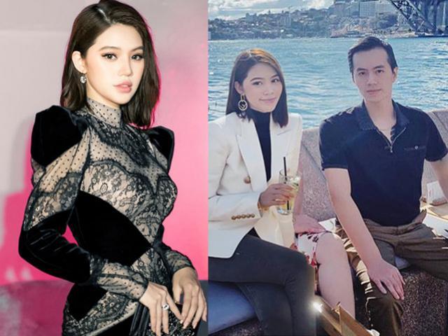 Hoa hậu Jolie Nguyễn đeo nhẫn 100 triệu, lên tiếng về tin bí mật đính hôn ở Úc
