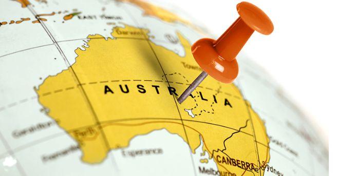 """Hệ thống GPS sai lệch vì châu Úc… """"biết bơi"""" - 1"""