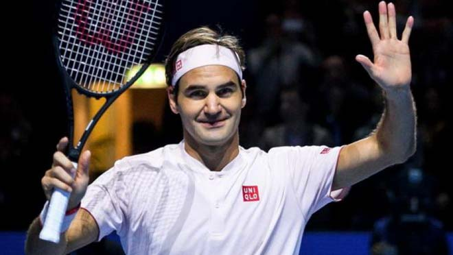 Federer và chuyện chưa từng kể: Từ cây vợt gỗ thành huyền thoại - 1