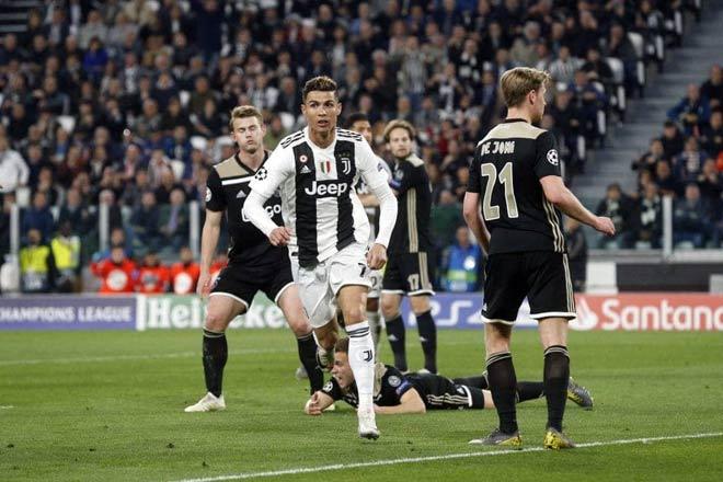 Juventus tan mộng cúp C1, Ronaldo bị mỹ nhân đối thủ xoáy thêm nỗi đau - 1