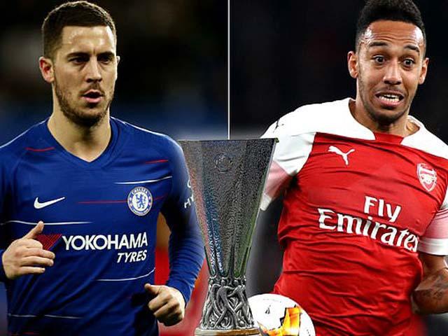 Lượt về tứ kết Europa League: Hiểm địa chờ Arsenal, Chelsea chớ chủ quan