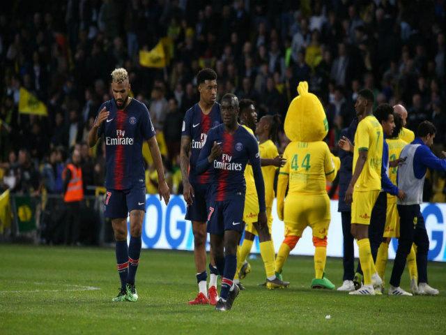 """Nantes - PSG: Siêu phẩm """"mở khóa"""", ngược dòng không tưởng"""
