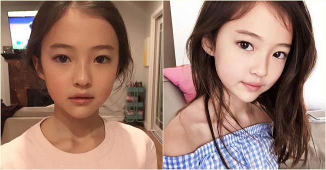 Cô bé là gương mặt sáng giá quảng cáo thời trang trẻ em của Gap, H&M, Levi, Zara, Abercrombie & Fitch, Lacoste, OshKosh B'gosh...Từ năm lớp một, cô bé quay lại làm người mẫu chuyên nghiệp.
