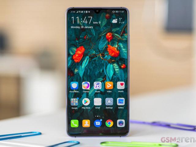 """Galaxy S10 5G sẽ phải đối mặt với """"kẻ địch"""" mạnh Huawei Mate 20X 5G"""
