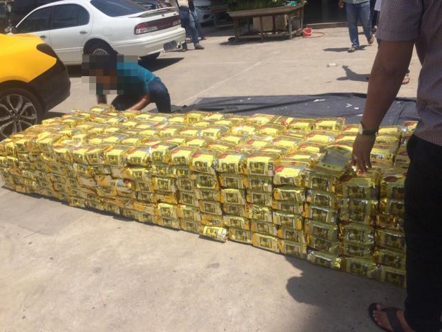 """Công an TP.HCM phá đường dây ma túy lớn khủng khiếp với hơn 1,1 tấn """"hàng đá"""""""