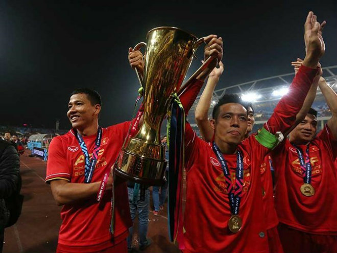 Bóng đá Việt Nam số 1 hay số 5 Đông Nam Á? - 1